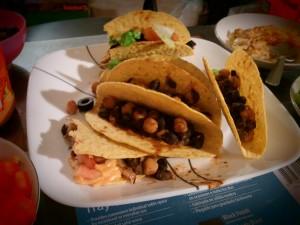 Vegan Bean Tacos